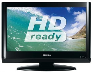 Toshiba Regza 22AV615DB 22 inch LCD TV