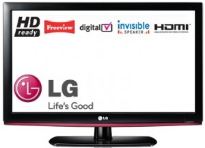 LG 22LD350 22 inch LCD TV