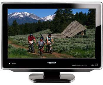 Toshiba 26LV610 26 inch LCD TV
