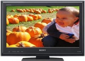 Sony KDL-26L5000 26 inch LCD TV