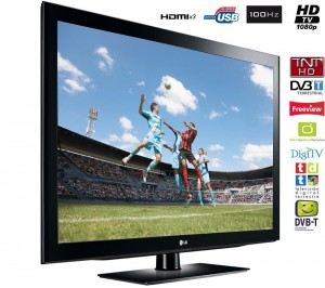 LG 32LD550 32 inch LCD Television Review